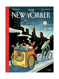 The New Yorker Cover - December 15  2008
