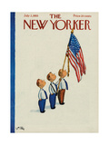 The New Yorker Cover - July 2  1955
