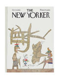 The New Yorker Cover - October 12  1963