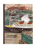 The New Yorker Cover - June 9  1951