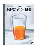 The New Yorker Cover - January 30  1995