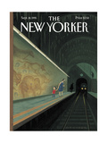 The New Yorker Cover - September 18  1995