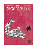 The New Yorker Cover - March 23  1935