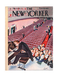 The New Yorker Cover - March 21  1936