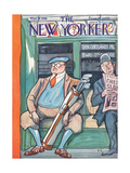 The New Yorker Cover - May 31  1930