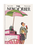 The New Yorker Cover - June 21  1969