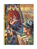 The New Yorker Cover - June 24  1996