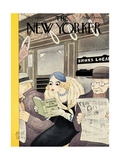 The New Yorker Cover - March 10  1934