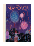 The New Yorker Cover - July 6  1929