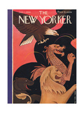 The New Yorker Cover - July 1  1944