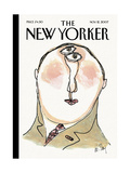 The New Yorker Cover - November 12  2007