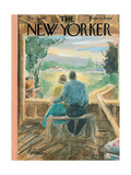 The New Yorker Cover - May 13  1961