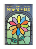 The New Yorker Cover - April 10  1971