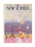 The New Yorker Cover - June 10  1961