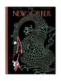 The New Yorker Cover - March 12  1932