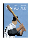 The New Yorker Cover - April 12  1999