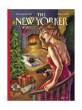 The New Yorker Cover - December 22  1997