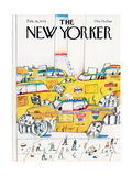 The New Yorker Cover - February 26  1979