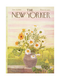 The New Yorker Cover - June 28  1969