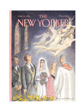 The New Yorker Cover - June 15  1998