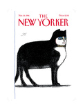 The New Yorker Cover - November 18  1996