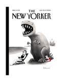 The New Yorker Cover - July 12  2004