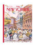 The New Yorker Cover - December 13  1993