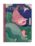 The New Yorker Cover - June 28  1930