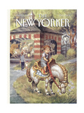 The New Yorker Cover - April 11  1994