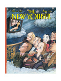 The New Yorker Cover - March 29  1993