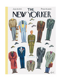 The New Yorker Cover - June 16  1945