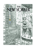 The New Yorker Cover - June 11  2001