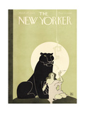 The New Yorker Cover - March 28  1925