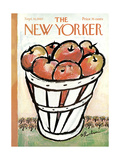 The New Yorker Cover - September 30  1967