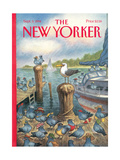 The New Yorker Cover - September 5  1994