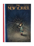 The New Yorker Cover - June 30  1934