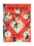 The New Yorker Cover - December 3  1927