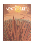 The New Yorker Cover - June 12  1995