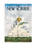 The New Yorker Cover - November 11  1967