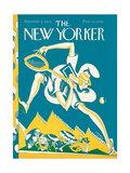 The New Yorker Cover - September 5  1925