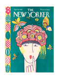 The New Yorker Cover - April 16  1927