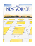 The New Yorker Cover - June 8  1992