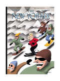 The New Yorker Cover - January 25  1999