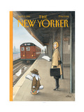 The New Yorker Cover - April 13  1998