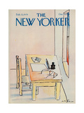 The New Yorker Cover - February 12  1979