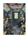 The New Yorker Cover - December 30  1944