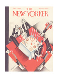 The New Yorker Cover - December 4  1926