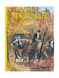 The New Yorker Cover - October 5  1992