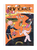 The New Yorker Cover - August 4  1928