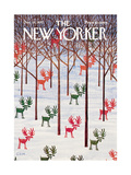 The New Yorker Cover - December 26  1970